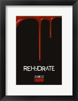 Framed True Blood Rehydrate
