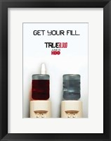 Framed True Blood Get Your Fill