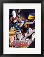 Framed New Mobile Report Gundam Wing 2
