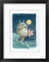 Framed My Neighbor Totoro