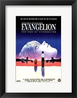 Framed Neon Genesis Evangelion: The End of Evangelion