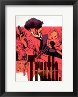 Framed Cowboy Bebop - truth