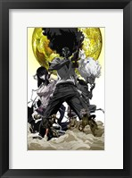 Framed Afro Samurai: Resurrection