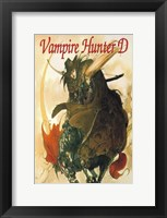 Framed Vampire Hunter D