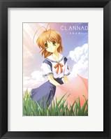 Framed Clannad Nagisa