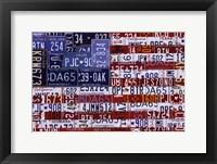 Framed All American