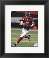 Framed Matt Ryan 2010 Action