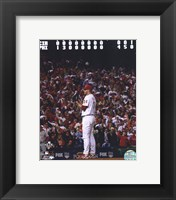 Framed Roy Halladay throws the second no-hitter in MLB postseason history
