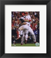 Framed Roy Halladay throws second no-hitter in MLB history