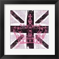 Union Jack I Framed Print