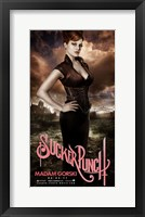 Framed Sucker Punch - Madam Gorski