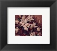 Framed Floral Elegance
