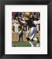 Framed Mike Wallace 2010 Action