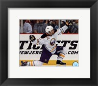 Framed Patrick Kaleta 2009-10 Action