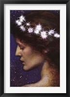 Framed STAR OF HEAVEN