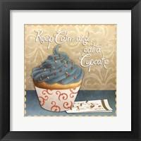 Framed Cupcake I