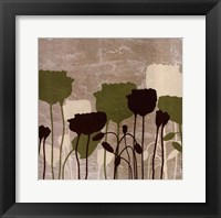 Floral Simplicity II Framed Print