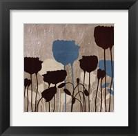 Framed Floral Simplicity IV