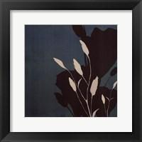 Framed Fleur'ting Silhouettes VI