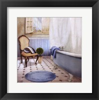 Framed Sundance Bath I