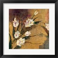 Framed Floral Dreamscape