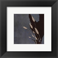 Framed Fleur'ting Sihlouettes II