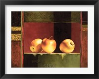 Framed Apples, Deco II