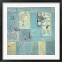 Enchanted Meadow I Framed Print