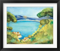 Framed Colors of Saint Tropez