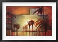 Framed Tropical Realm II