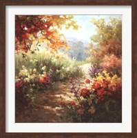 Framed Colors of Summer