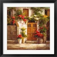 Framed Doorways to the Garden