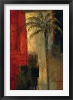 Framed Hot Tropics