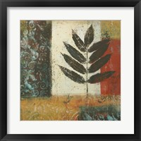Greenwood Patina III Framed Print