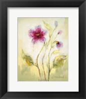 Petals II Framed Print