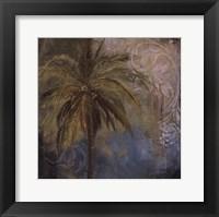 Spring Palm II Framed Print