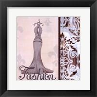 Fashion Framed Print