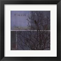 Full Moon I Framed Print