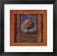 Lonely Trees IV Framed Print
