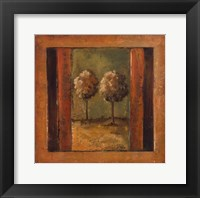 Lonely Trees III Framed Print
