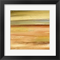 Framed Sunrise II (abstract)