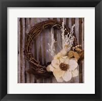 Wreath II Framed Print