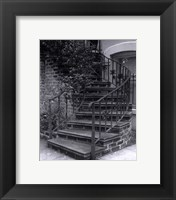 Framed Savannah Stairs III