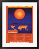 Framed Global Greenhouse