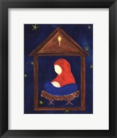 Holy Night Framed Print