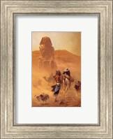 Framed Desert Wind