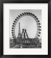 Framed Big Wheel