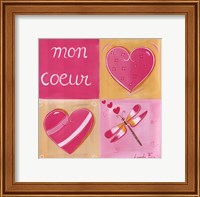 Framed Comme Amour