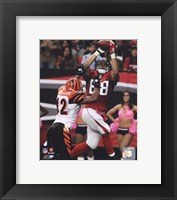 Framed Tony Gonzalez 2010 Action