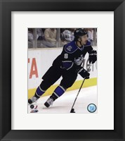 Framed Drew Doughty 2010-11 Action